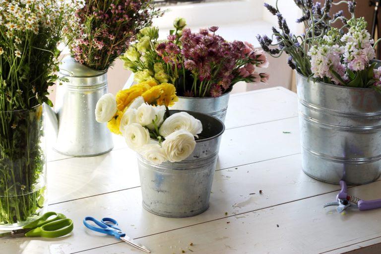 gabrielle coaching bloemsierkunst